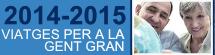 Viajes para la Gente Mayor 2014-2015