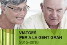 viatges per a la gent gran 2015-2016