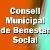 Reunió de la Comissió Permanent del Consell Municipal de Benestar Social